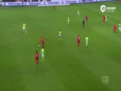 布鲁马大禁区头球攻门 狼堡1-0战胜法兰克福