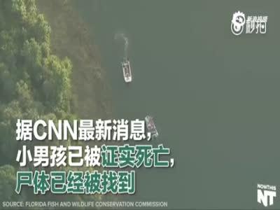 美国幼童被鳄鱼拖入湖中 其父曾下水与鳄鱼搏斗