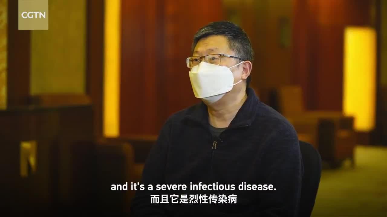 视频-总台专访法医刘良:首例新冠肺炎逝者遗体解剖