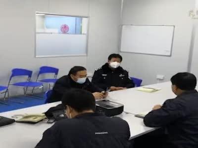 """滨海新区公安局:""""一二三""""工作法助力企业复工复产"""