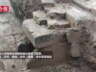 东汉帝陵考古新发现 白草坡东汉陵园基本确认为汉桓帝宣陵