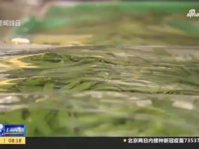 上海:蔬菜供应量足价稳 应对寒潮备足货源