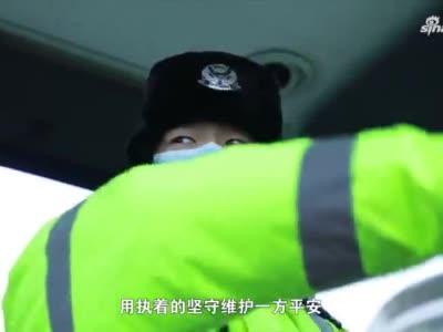 【津云微视·纪录】他们是人民警察