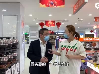 """百货大楼:用""""诚信经营""""""""优质服务""""擦亮老字号招牌"""