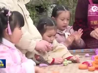 """""""冰雪""""中的年味 央视聚焦北国江城"""