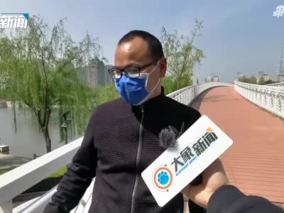 路过这儿要小心!郑州一景观桥护栏晃动严重 园林局:要整体换掉