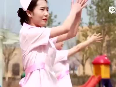 《洗手舞》呼吁公众加强卫生意识